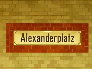 Dans le métro (U-Bahn)