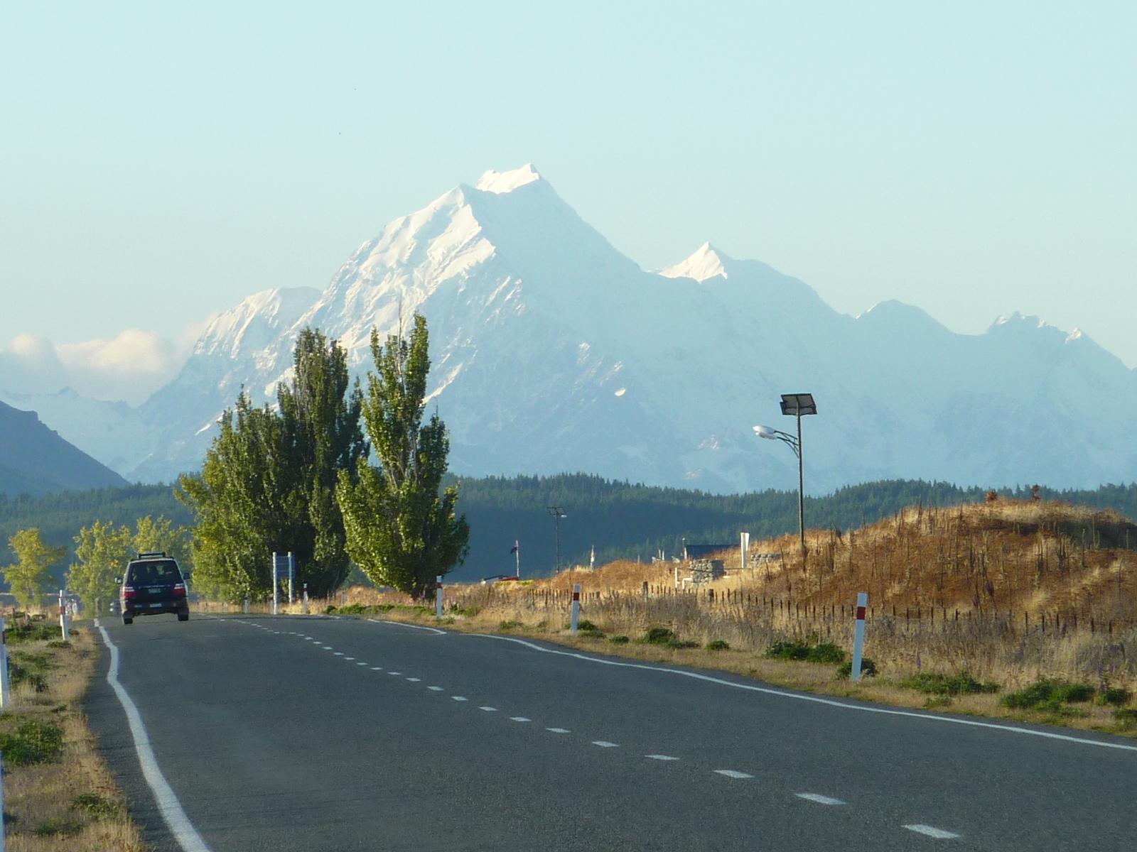 J139 En Route Pour Le Mont Cook Smiling Around The World
