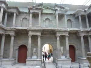 Porte du marché de Milet