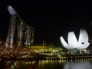Singapour, mai 2012