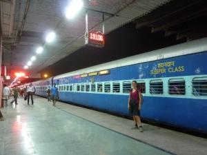 Arrivée à Jaipur, mai 2012