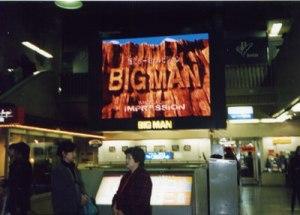 Big Man, THE point de ralliement ! - http://kazuha.free.fr