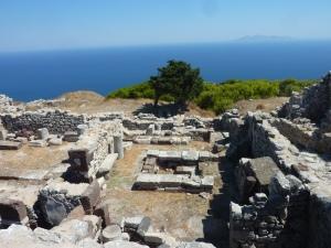 Temples et maisons de notables