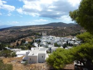 Le village de Lefkès