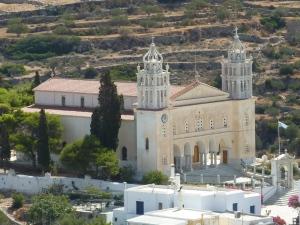 ... et son église en marbre !