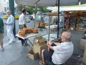 Vendeur de pain