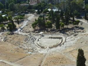 Théâtre de Dionysos