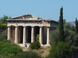 Temple d'Héphaïstos