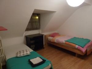 Ma petite chambre sous les toits
