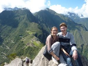 Un 3 décembre au Machu Picchu :-)
