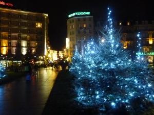 L'esplanade de Strasbourg