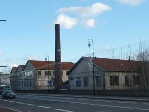 Les anciens studios de cinéma de Joinville-le-Pont