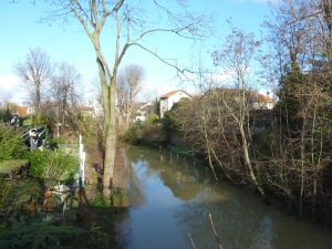 Le canal Polangis