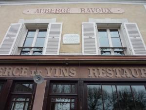 L'auberge Ravoux, où Van Gogh a vécu… et où il est mort suite à son suicide.