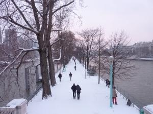 Promenade des Cygnes