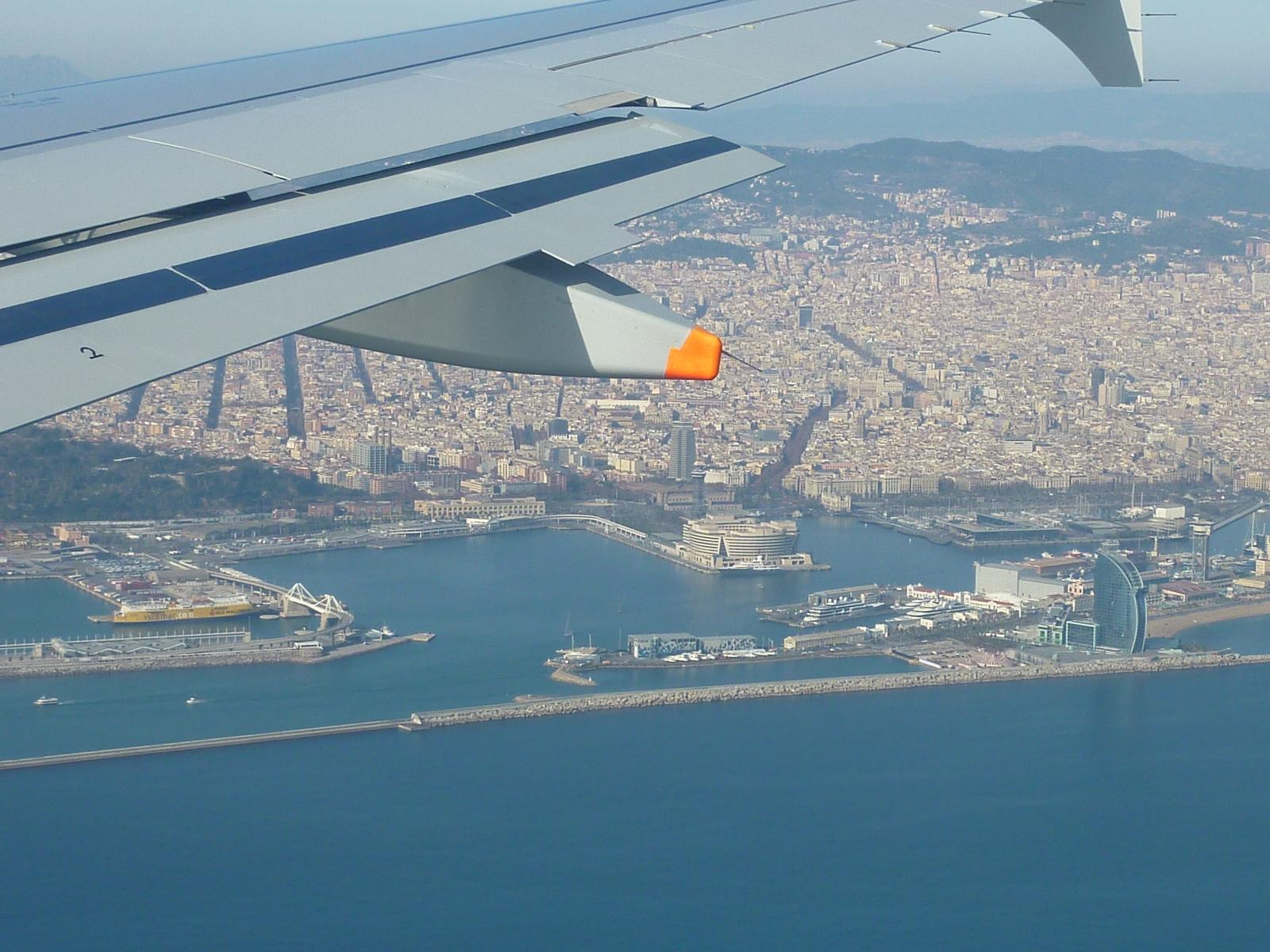Barcelona J1 et J2] Et prendre le pouls de Barcelone…  la
