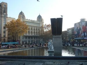 Place de Catalogne