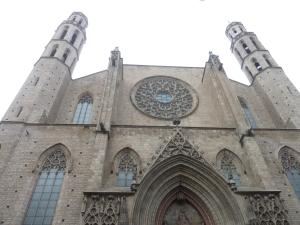 L'église Sainte Marie de la Mer