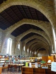 ... en bibliothèque !