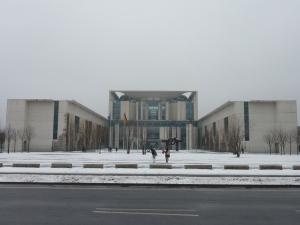 La nouvelle chancellerie