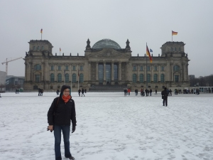 Le Reichstag