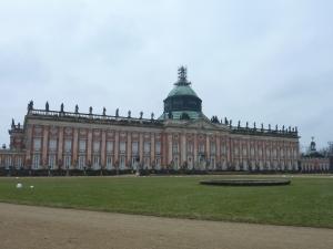 Le Neues Palais…