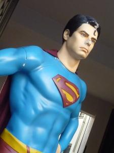 Un Superman bien décrépit…