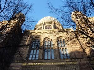 La nouvelle synagogue