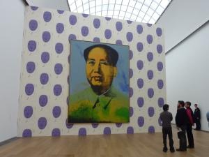 Mao, par Andy Warhol