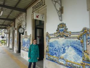 ... et ses magnifiques azulejos !
