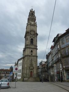 La tour des clercs, et son concert de carillon à 18H