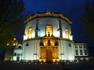 Eglise ronde du monastère