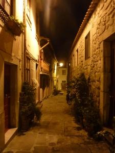 Les ruelles du vieux Porto