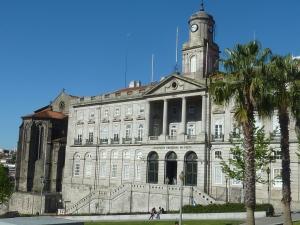 Palacio de la Bolsa ( ou Palais de la Bourse)