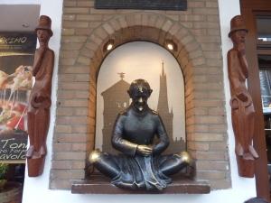 La statue du tailleur Wibbel