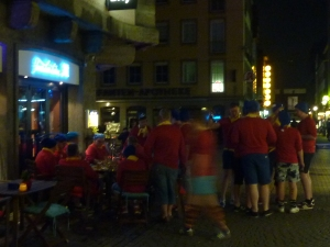 Rencontrer une dizaine de Oui-Oui à Düsseldorf : done !