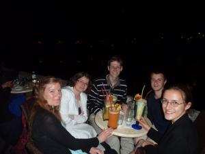 Le Shaker et ses cocktails gigantesques !