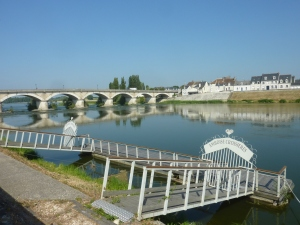 Sur les bord de Loire...