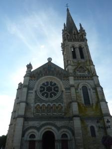 La belle église de Briare...