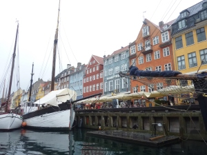 Le pittoresque port de Nyhavn