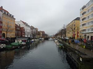 Le quartier de Christianhavn, surnommé « la petite Venise »