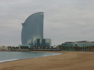 L'hotel W