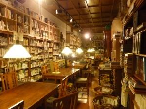 La bibliothèque publique du monastère