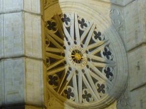 Détail de la cathédrale