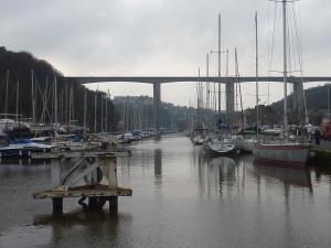 Le port et le grand pont