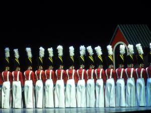 Les célèbres Rockettes, à la synchronisation parfaite !