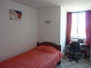 Ma chambre à Santiago