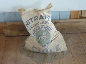Sac de nitrate