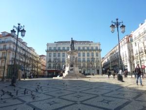 Place Luis de Camoes