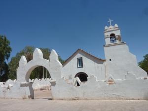 L'église de SPA